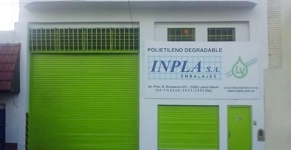 Sucursal Lanús INPLA S.A.