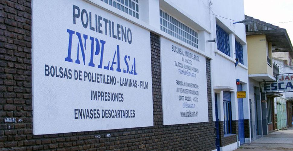 Sucursal Mar del Plata INPLA S.A.
